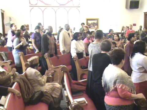 House Of Prayer For All People Pastor R. Stacey Jenkins Sermon 3 of 3