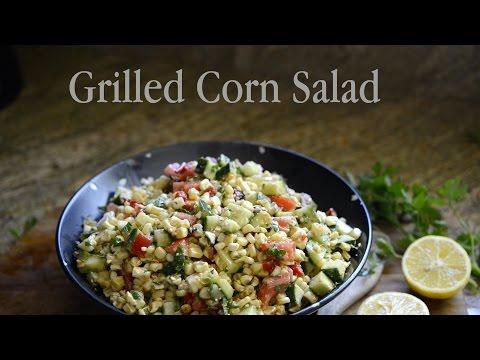 Seared Grouper with Corn, Zucchini, and Tomato Sauté