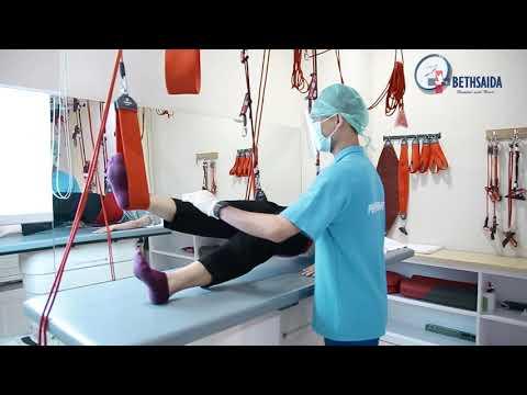 Sling Exercise Redcord Bethsaida Hospital