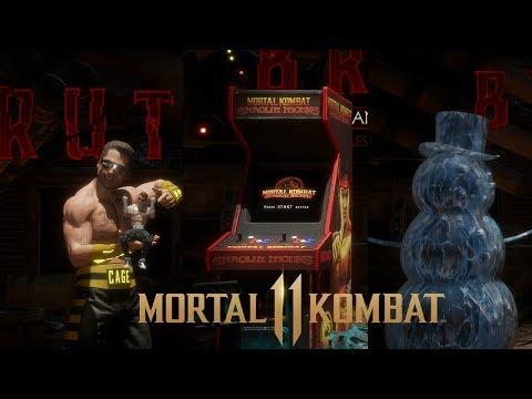 Mortal Kombat 11 - Secret Brutality Endings & Poses So Far