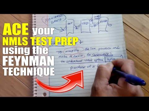 Ace Your NMLS Test Prep Using The Feynman Technique (Safe Exam Test Prep)