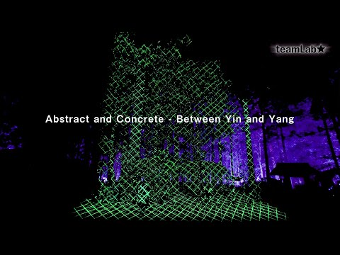 Abstract and Concrete - Between Yin and Yang