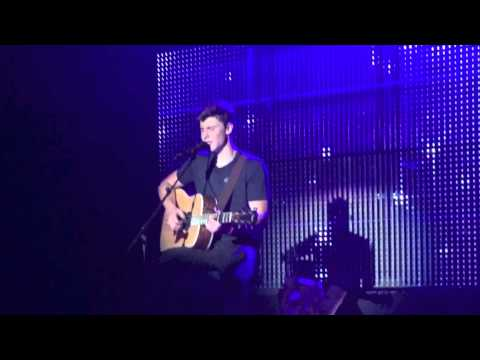 Act Like You Love Me - Shawn Mendes 8-16-15