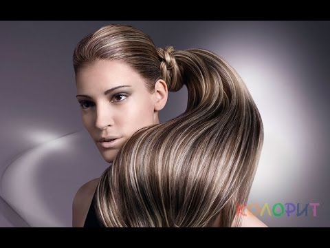 Как сделать мелирование волосы видео уроки