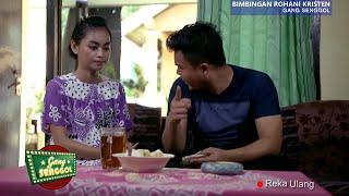 Menanti Suami Berhenti Mabuk-mabukan (Anita Wijaya & Royke Henuk) - Gang Senggol Show