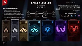 How to Collect Apex Legends Ranked Rewards!!!