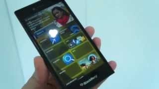 BlackBerry Leap hands-on at MWC 2015