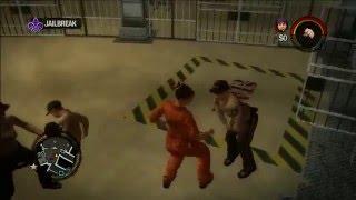 Saints Row 2 FEMALE LEADER PART 1 Xbox 360 Playthrough
