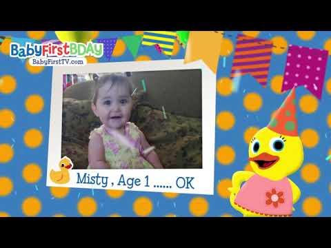 BabyFirst BDay  August BDay  15  Alana , Jack, Misty, Owen, Ginger, Parker,