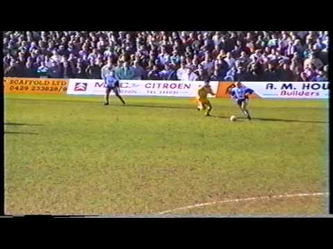 Hartlepool United 0 Bolton Wanderers 2  1992/93 *Full Match*