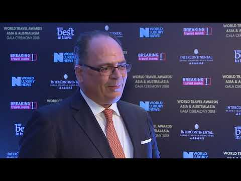 Thomas Hoeborn, general manager, Conrad Hong Kong