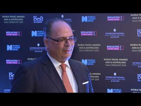 Thomas Hoeborn, general manager, Conrad Hong Kong
