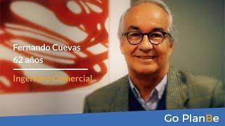 Testimonial Go PlanBe | Fernando Cuevas
