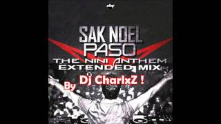 Dj CharlxZ - Paso (The Nini Anthem Extended Mix)