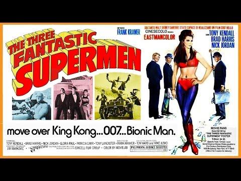 The Three tastic SupermenFull Movie