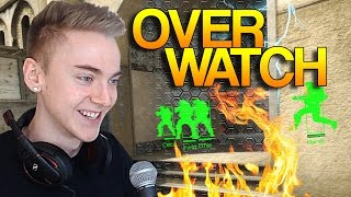 """CS:GO - Overwatch #31 - """"The Whip out Five-Seven SPAM!"""""""