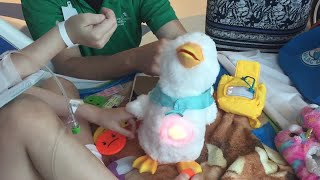 How Aflac ducks are helping kids with cancer in GR
