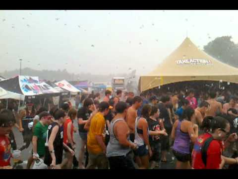 The Vans Warped Tour