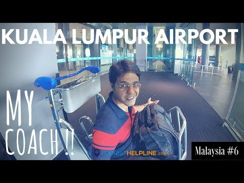 KUALA LUMPUR AIRPORT BUS : FREE SHUTTLE : METRO: KLIA EKSPRES/TRANSIT : KL CITY CENTRE