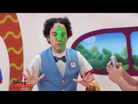 Junior Express - Los Rulos y el bote de pintura verde (Teaser)