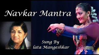 Navkar Mantra | Kathak Dance on Jain Prayer| Riya Vasa