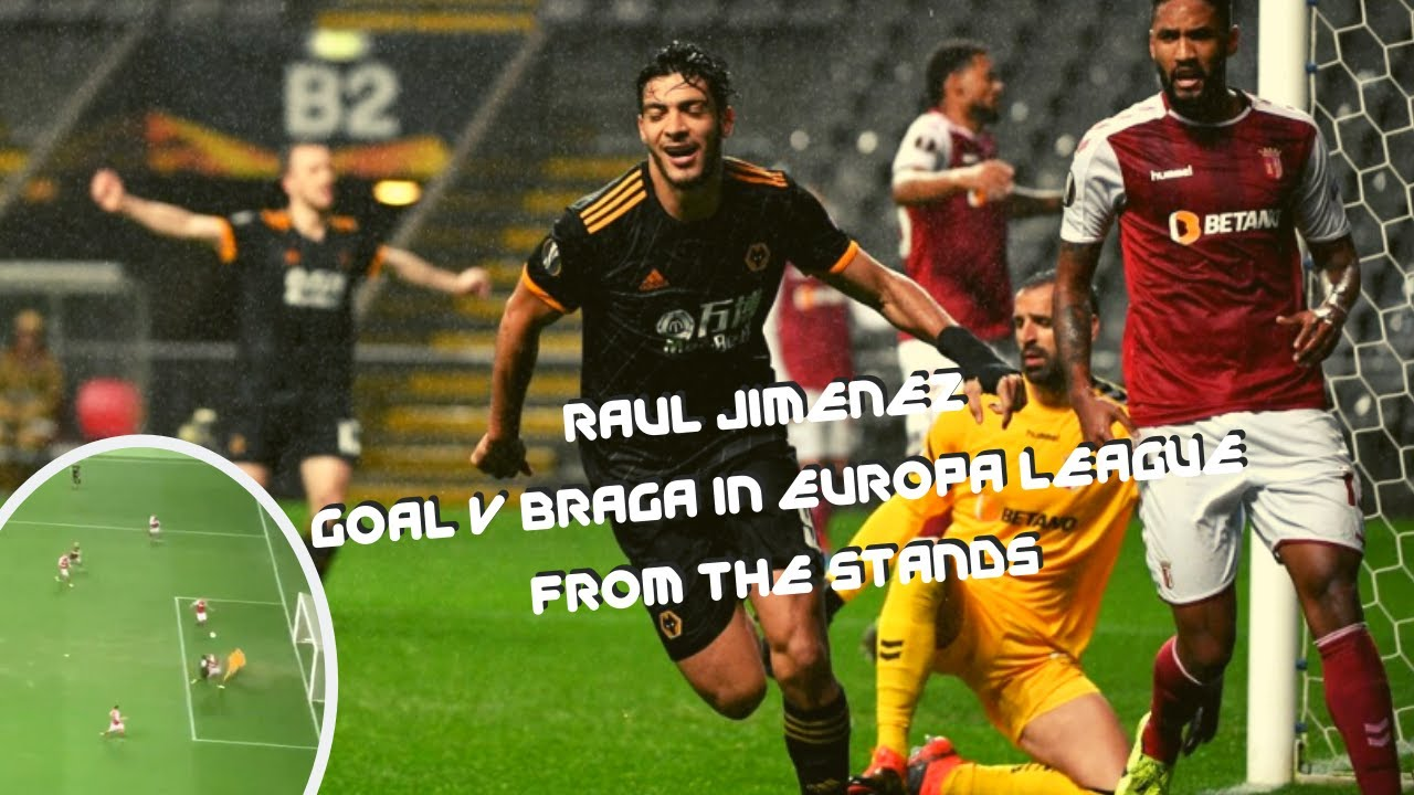 Braga and Wolves Into Europa League Last 32 After Six-Goal ...