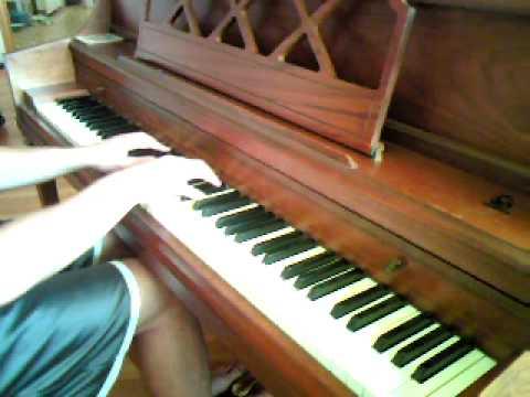 October Sky Piano THE RIGHT WAY!