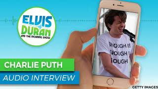 Video Charlie Puth Reveals Why Upcoming Single 'The Way I Am' Will Shock People | Elvis Duran Show download MP3, 3GP, MP4, WEBM, AVI, FLV Agustus 2018