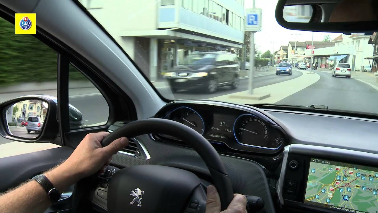 peugeot 2008 1 6 e hdi test de voiture youtube. Black Bedroom Furniture Sets. Home Design Ideas