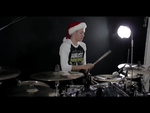 August Burns Red - Oh Holy Night - Drum Cover by Josiah Gibson mp3