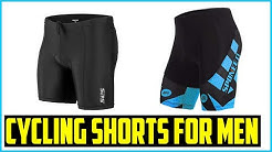 Top 5 Best Cycling Shorts for Men in 2020 – Buying Guide