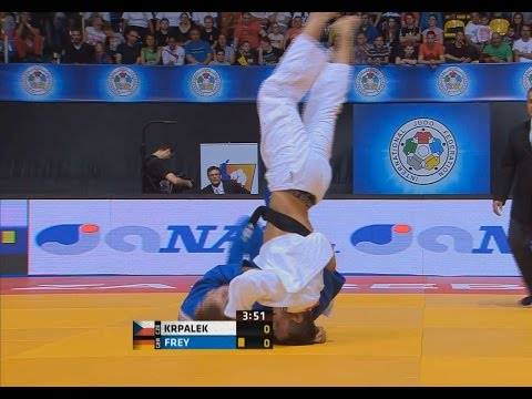 Highlights show - IJF Zagreb Grand Prix 2015