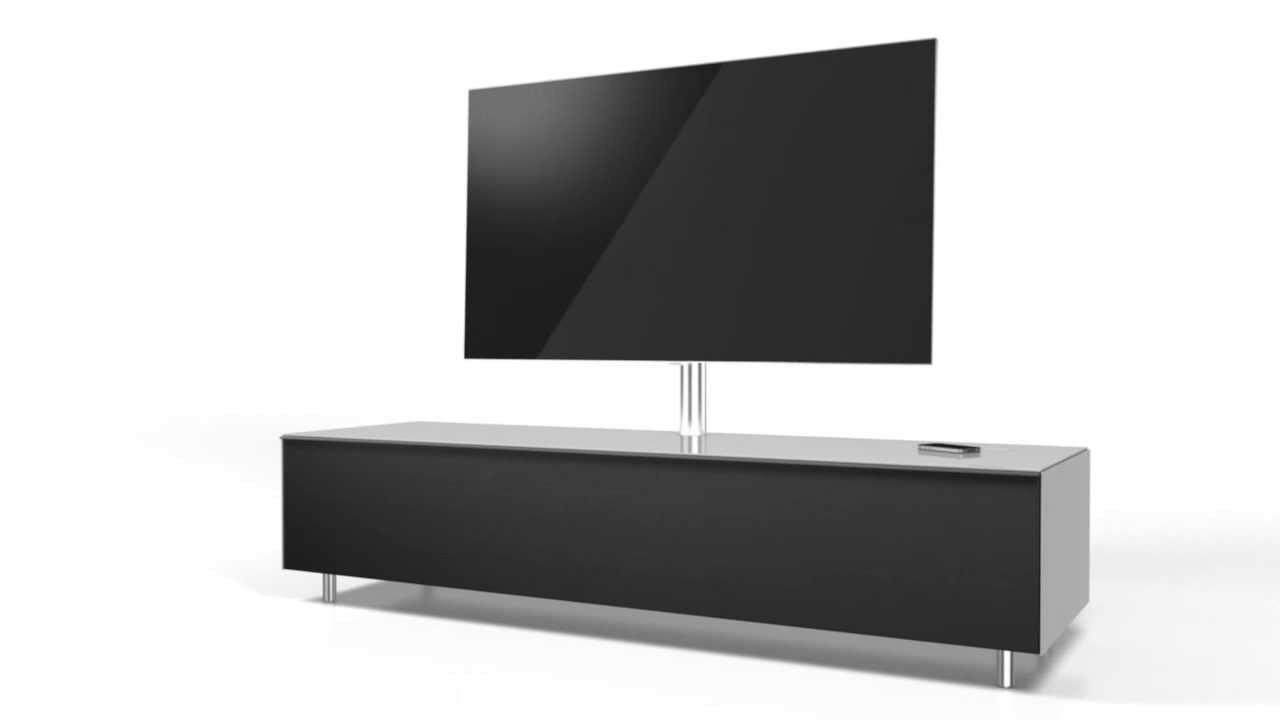 Meuble Tv Hifi Intégré meuble tv spectral scala - sofiana