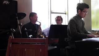 Con Đường Chúa Đã Đi Qua - Hòa Tấu Saxophone