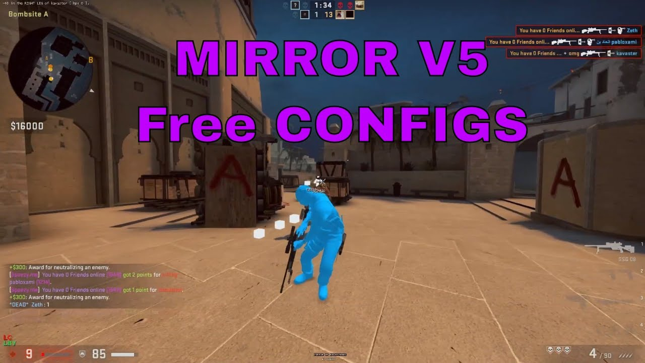 FREE open source mirror v5 + FREE configs