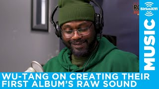 How Wu-Tang Clan developed 36 Chambers album's raw sound