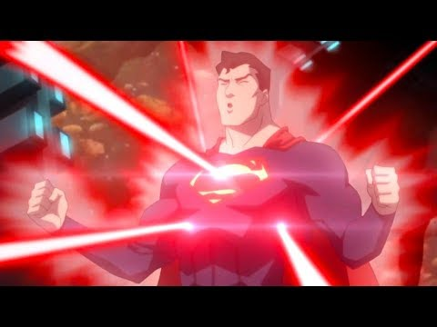 Superman & Superboy In Source Wall : Young Justice Outsiders 3X20