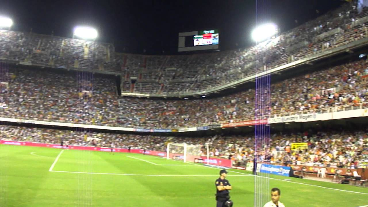 Valencia - Mestalla - Estadios de España