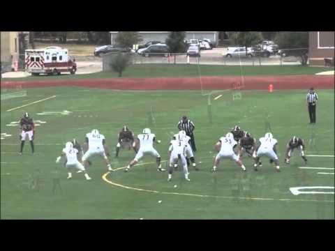 Sterling College Football 2015 Highlight