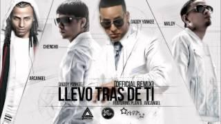 Plan B Ft Daddy Yankee & Arcangel -- Llevo Tras De Ti (Oficial remix) (La Formula)
