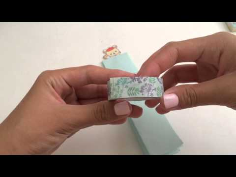 DIY Kawaii Bookmarks