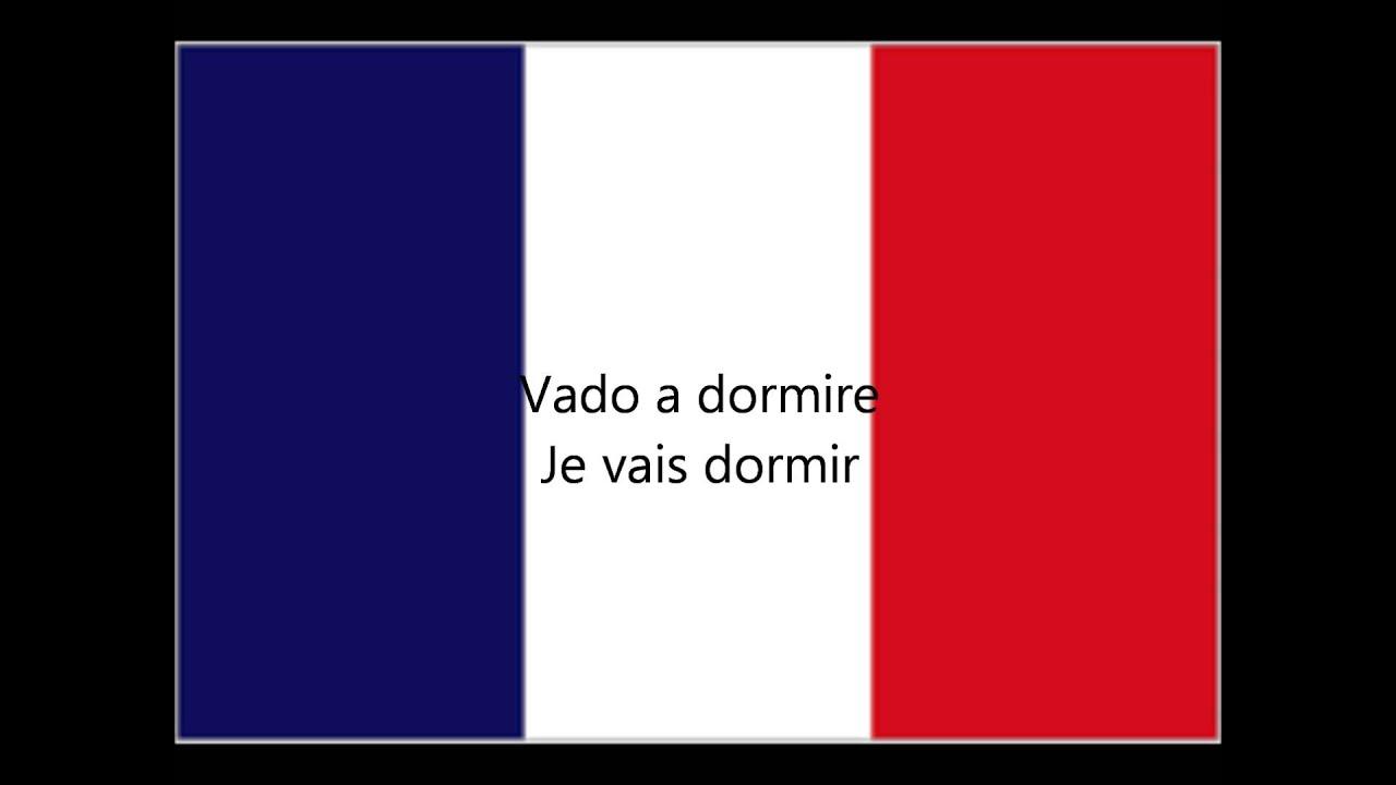 Corso Di Francese 100 Frasi In Francese Per Principianti Youtube