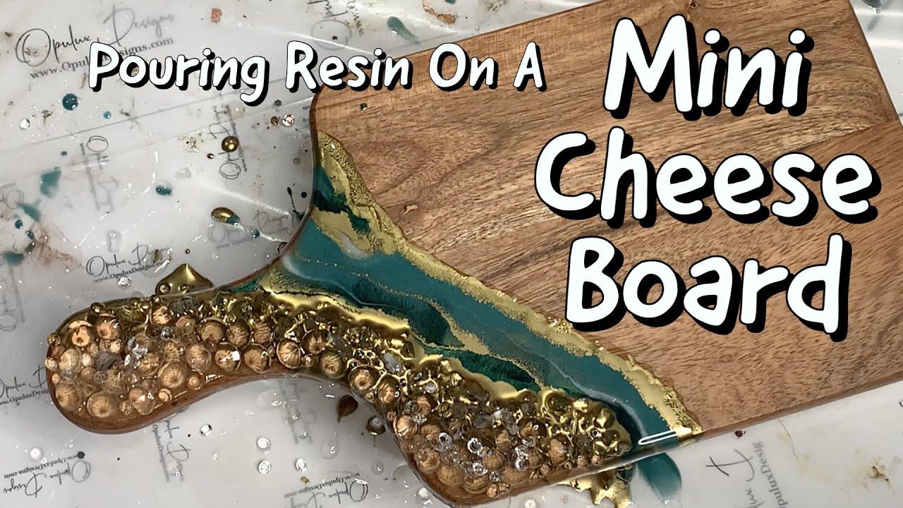Mini Cheese Board Time-lapse