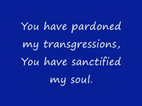 The Brooklyn Tabernacle Choir - Saved - Lyric