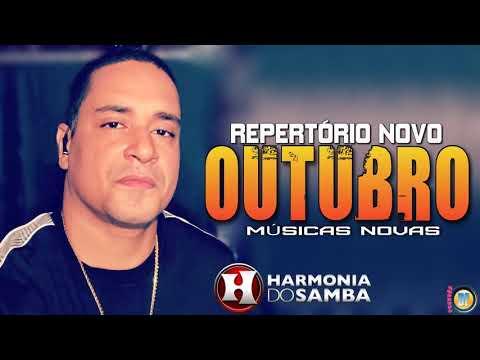 HARMONIA DO SAMBA - REPERTÓRIO NOVO - OUTUBRO 2018