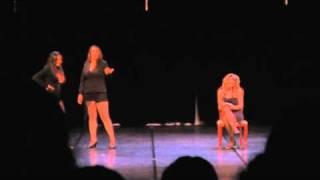 Musical Chicago - Teen Broadway 2011 - Roxie, Velma e Mama