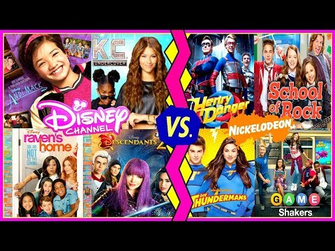Thumbnail: Disney Channel Stars VS Nickelodeon Stars Musical.ly Battle | Famous Celebrity Kids Musically