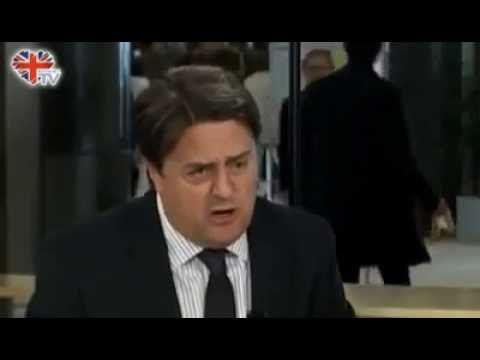 Interview with Nick Griffin (British Politician)