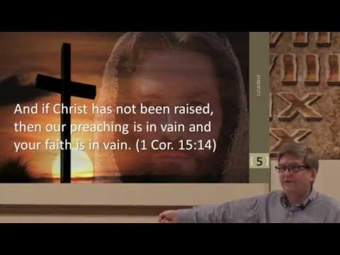 The Gospel According to Mark -  General Introduction