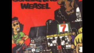 Screeching Weasel - Wavin Gerbs
